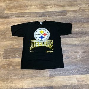 Vintage Pittsburgh Steelers Shirt- 1996